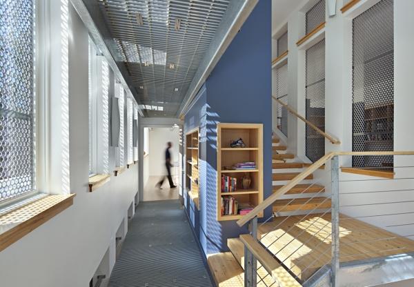Interior of the hallway