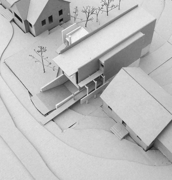 Model of the exterior